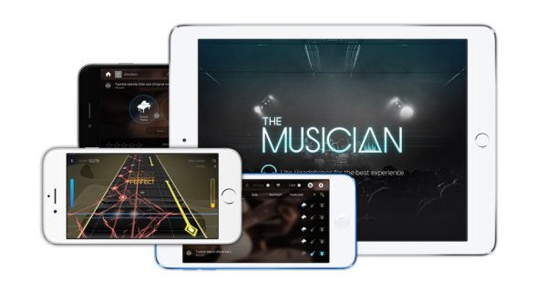 The Musician - Good Free Music Apps For Iphone and Ipad