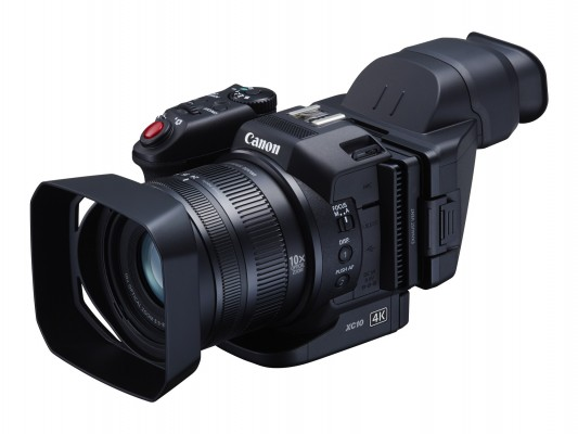 Canon XC10  review: 4K Camcorder - Different with other Cinema EOS