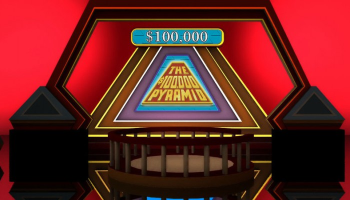 TV Funny Game Show: The $100000 Pyramid