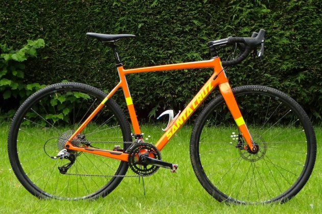 Santa Cruz Stigmata Review -  Cyclocross Bike