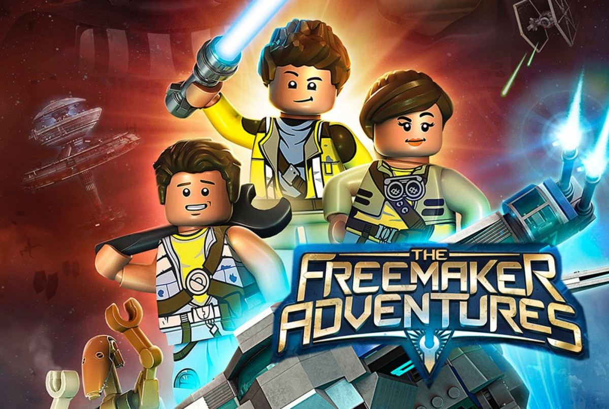 Animation Kids on TV: Lego Star Wars: The Freemaker Adventures