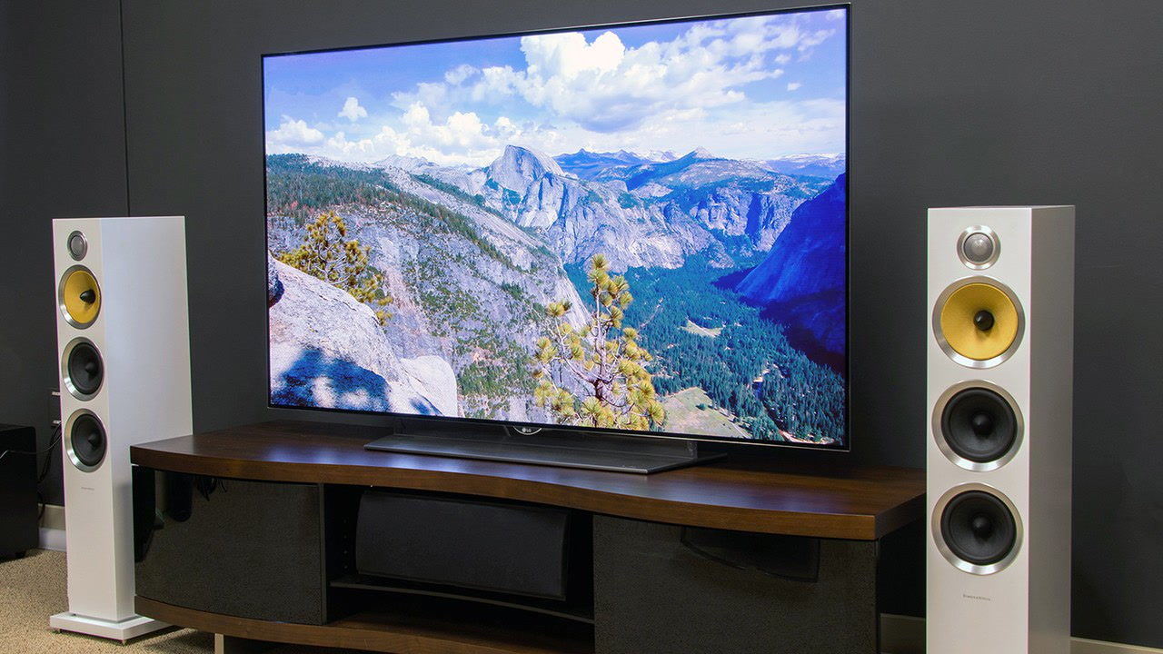 LG 65EF9500 OLED TV Review