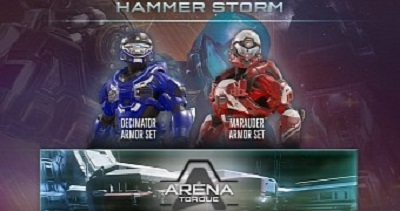 halo 5: Hammer Storm for xbox one