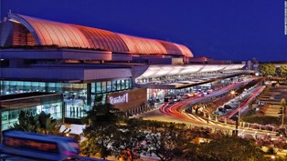 Changi Airport Singapore is the best airport in the world