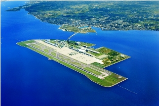 Kansai International Airport world best airports