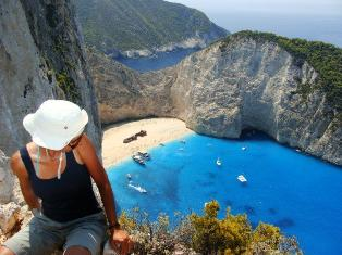 Navagio, Zakynthos Island, Greece best beaches in the world