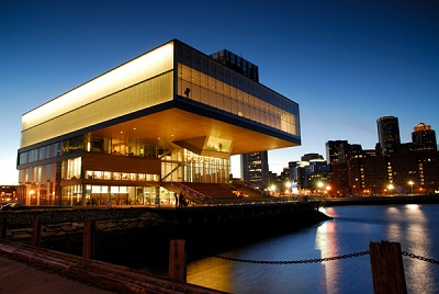 Things to do in Boston - Institute of Contemporary Art
