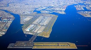 Tokyo International Airport Haneda world best airports