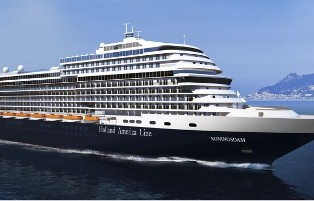 MS Koningsdam cruise ship to europe destination vacation