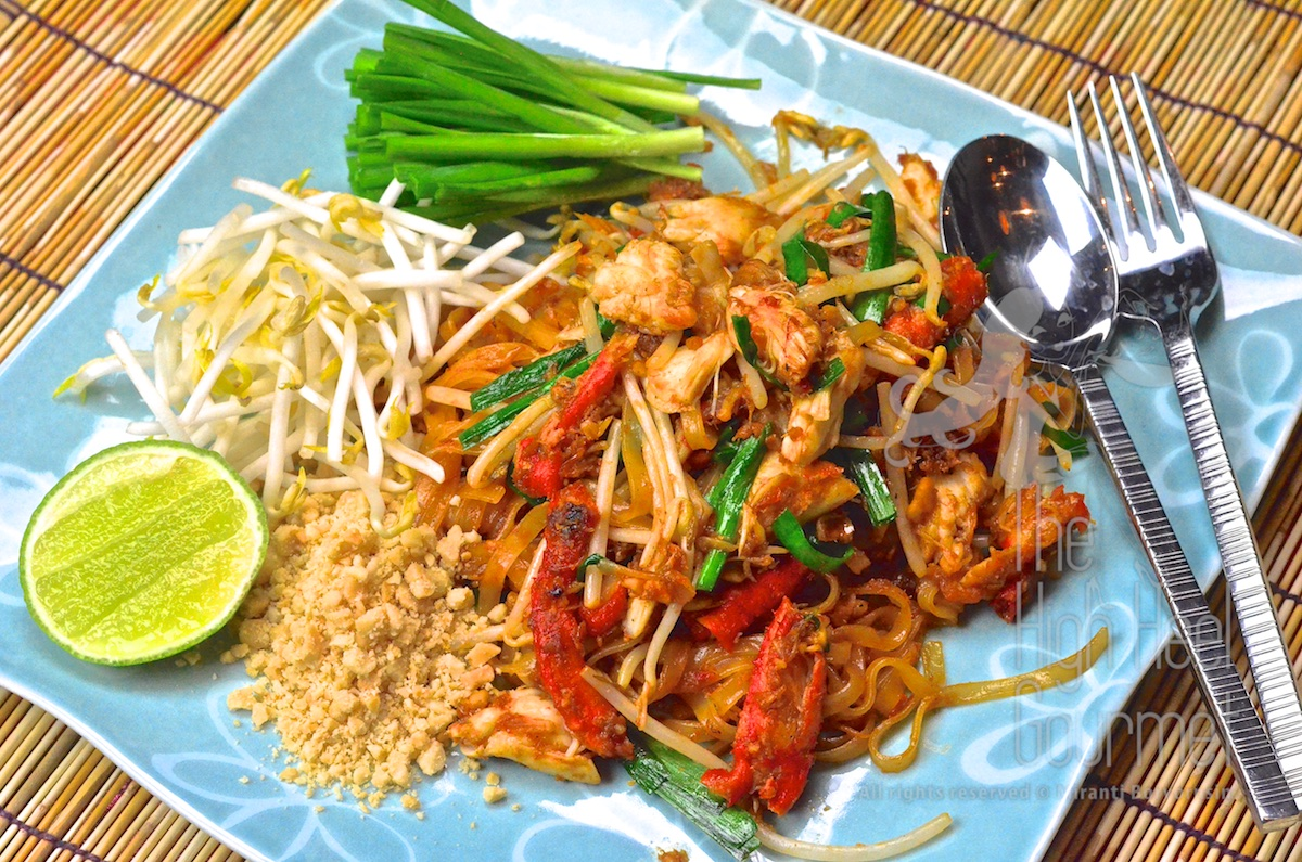 Pad Thai (Thai style Fried Noodles)