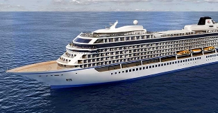 Viking Sea cruise ship for europe destination vacation