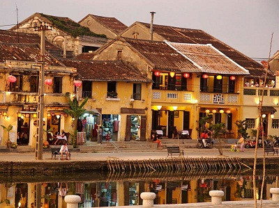 Ancient Town in Hoi An, Vietnam