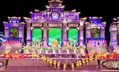 Hue Festival open ceremony