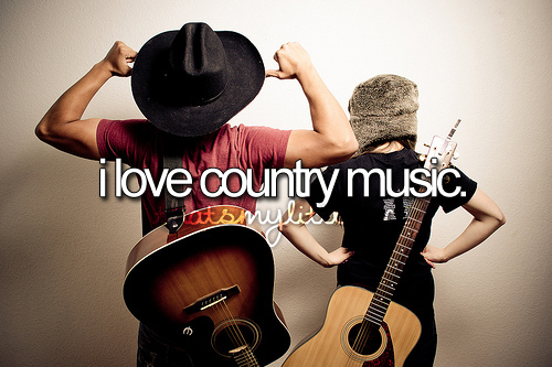 Reasons to Love Country Music ...