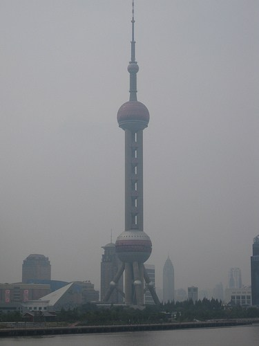 Shanghai was polluted2