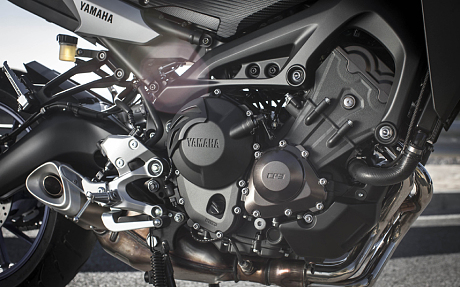 Yamaha MT 09 Engine