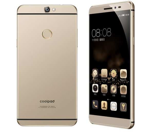 Coolpad max rear