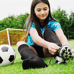 Why girl should play sport?