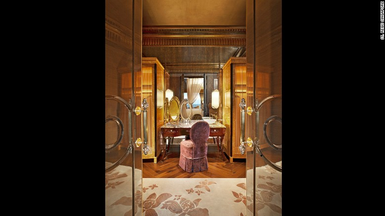 Presidential Suite, The St. Regis Singapore