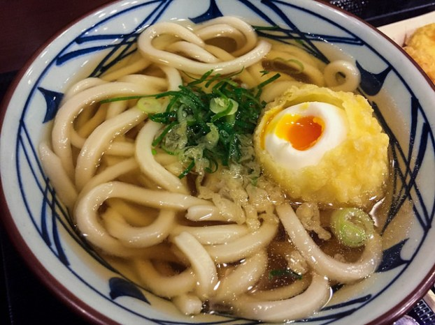 Udon in Tokyo