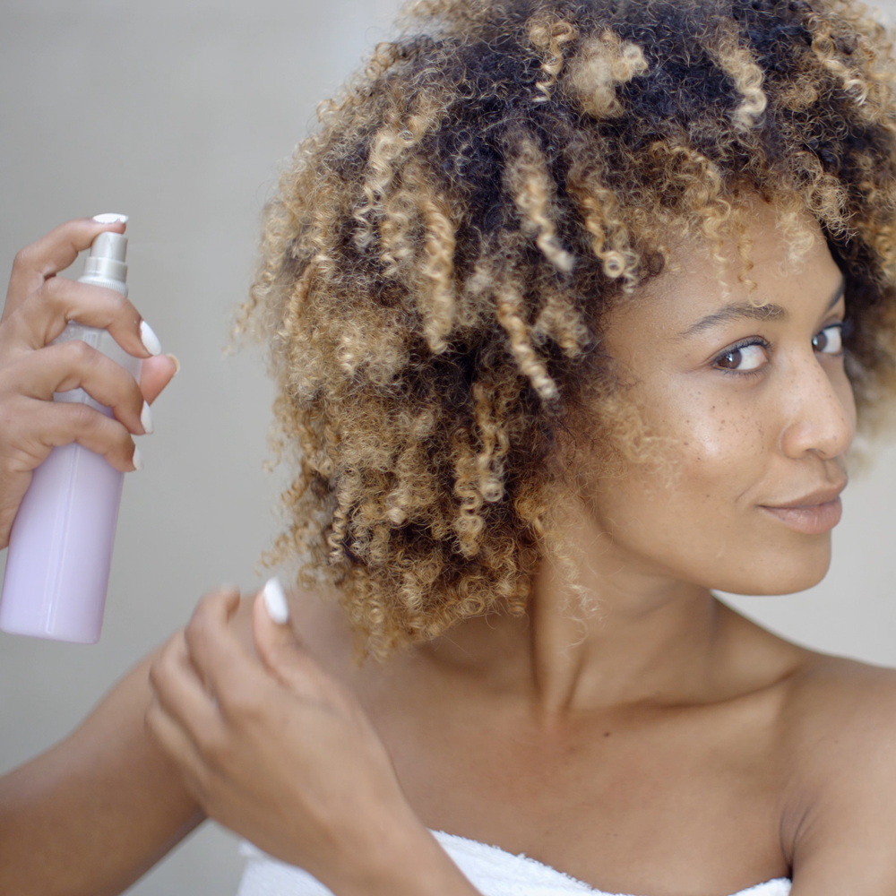 Using the Wrong Products for Your Hair Type