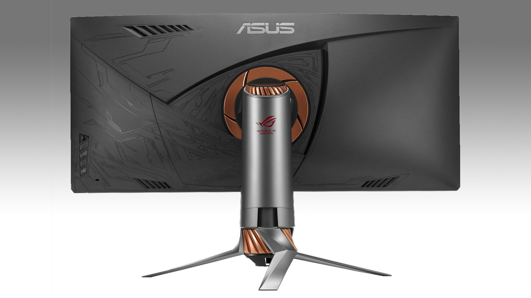 Asus ROG Swift PG348Q - Design
