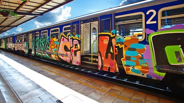 australia graffiti art