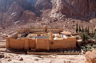 saint catherinee monastery,egypt
