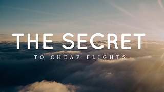 the secret to cheap flights