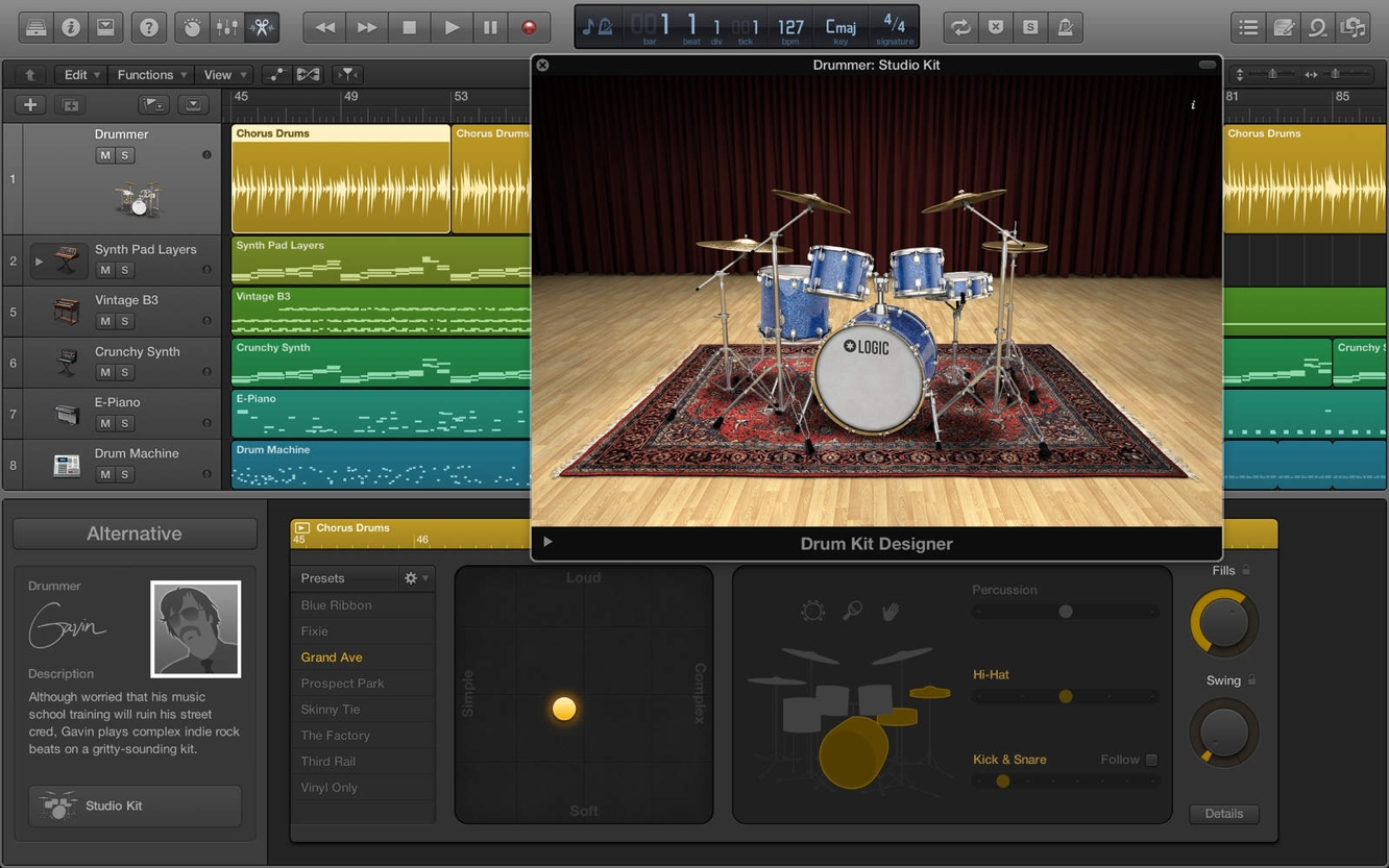 Logic Pro 10.2.3 Version