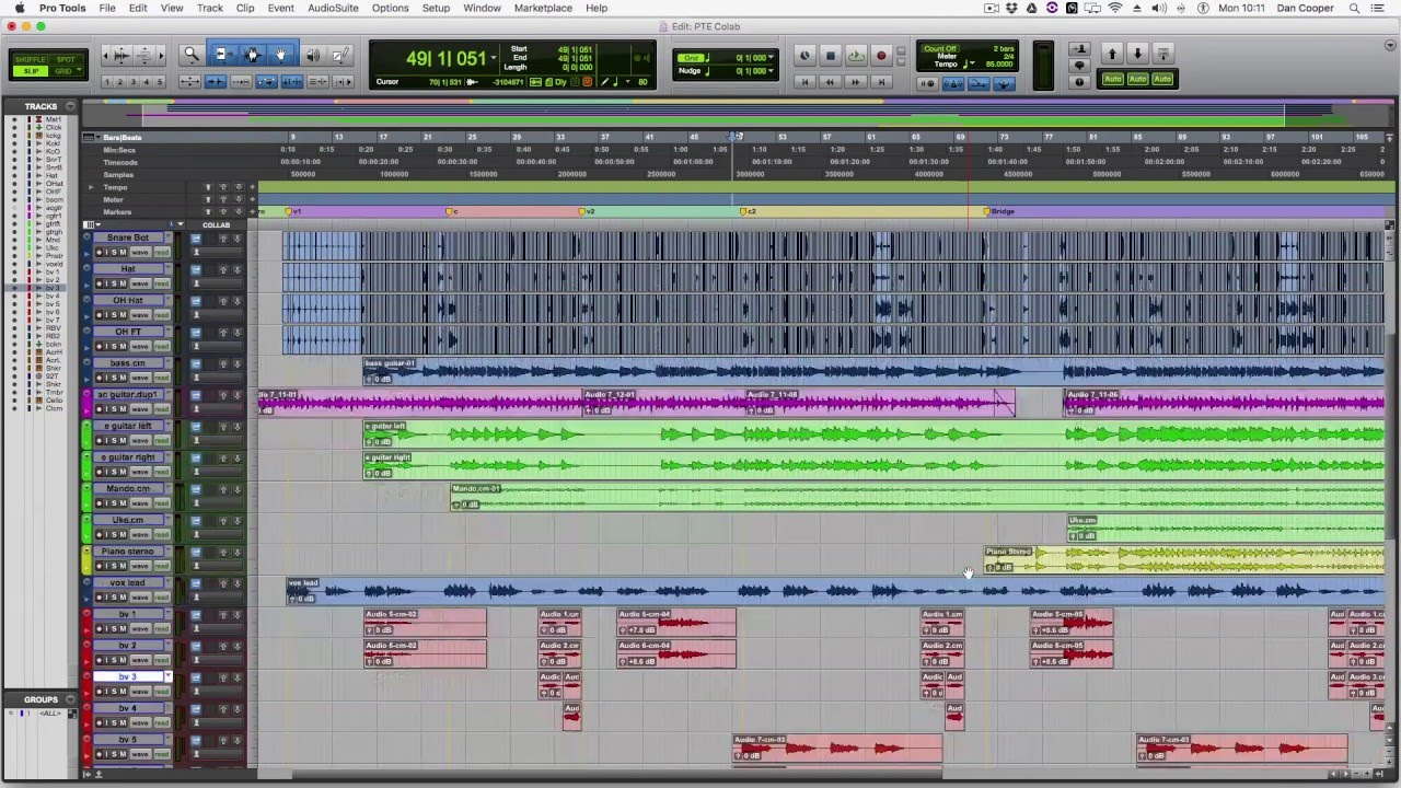 Pro tools 12.5 version