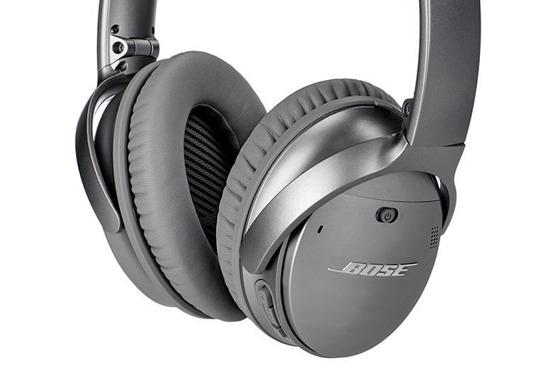 02665ce1ffd Bose Quietcomfort 35 Reviews - New Bose's Noise-Cancelling Headphones