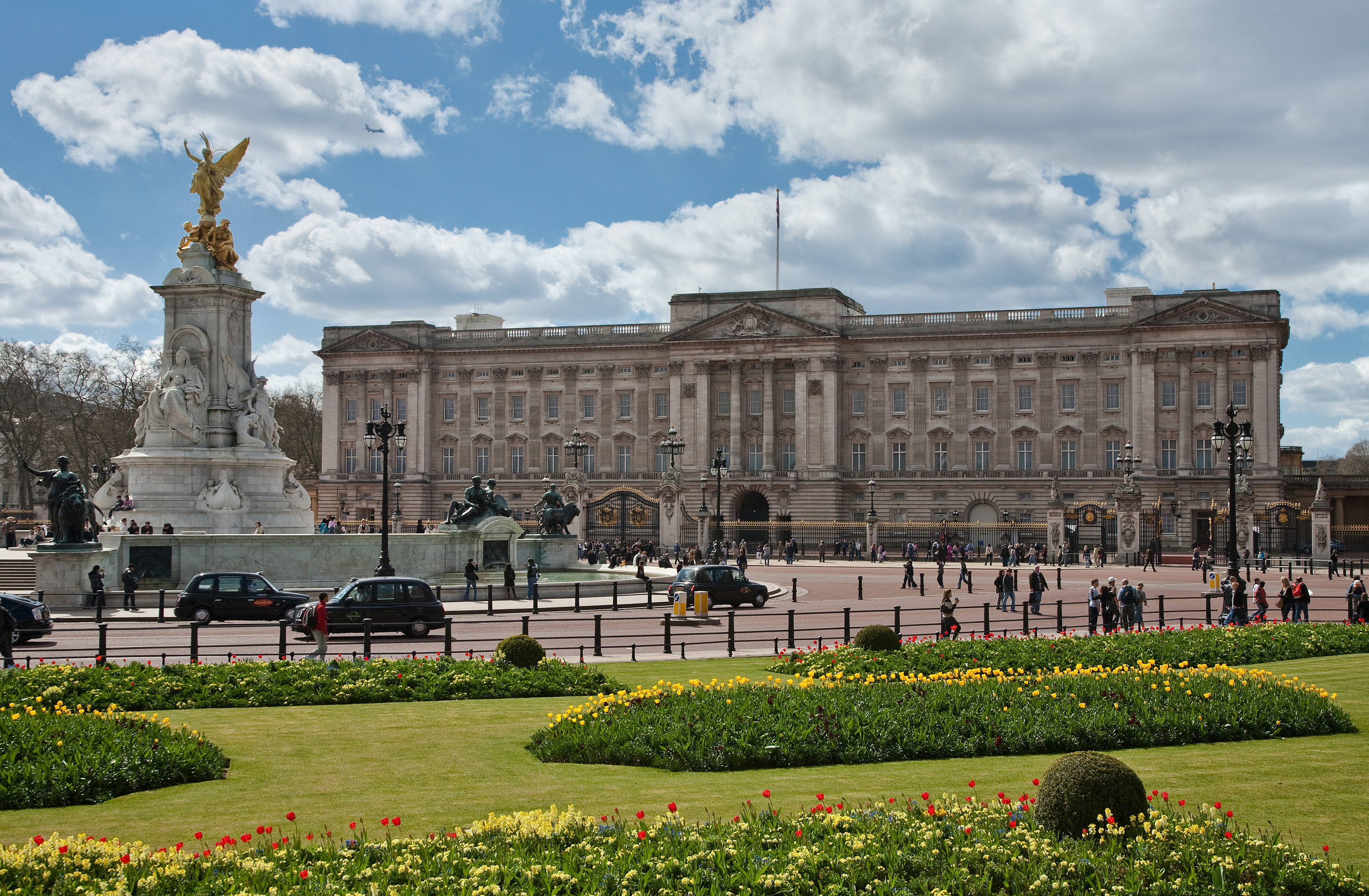 Buckingham Palace in United Kingdom