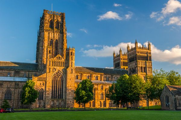 Durham Cathedral in the United Kingdom