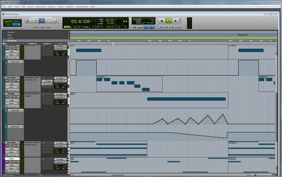 pro tools first10