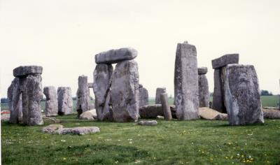 Temple of Stonehenge in the United Kingdom