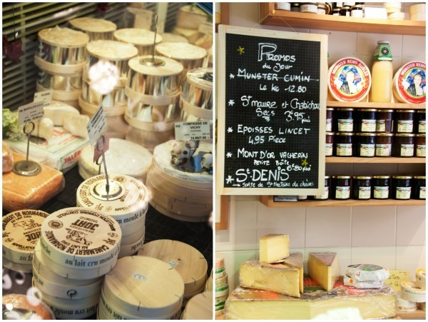 cheese- 5 famous foods in Paris that you should try