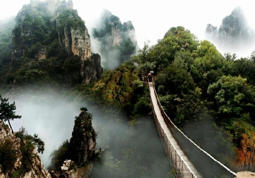 Lushan in China