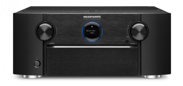 Marantz SR7010 review - design