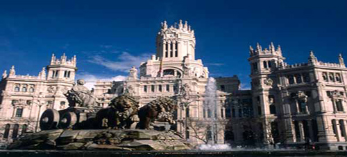 Madrid is the capital of Spain