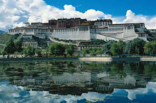 Potala in China