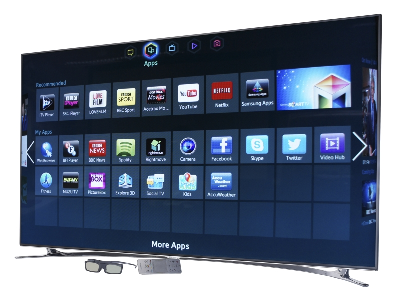 Samsung UN55JU6500 4K UHD LED TV