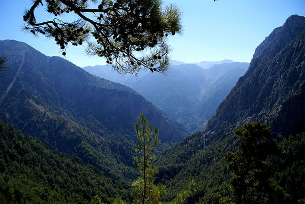 Samaria in Greece