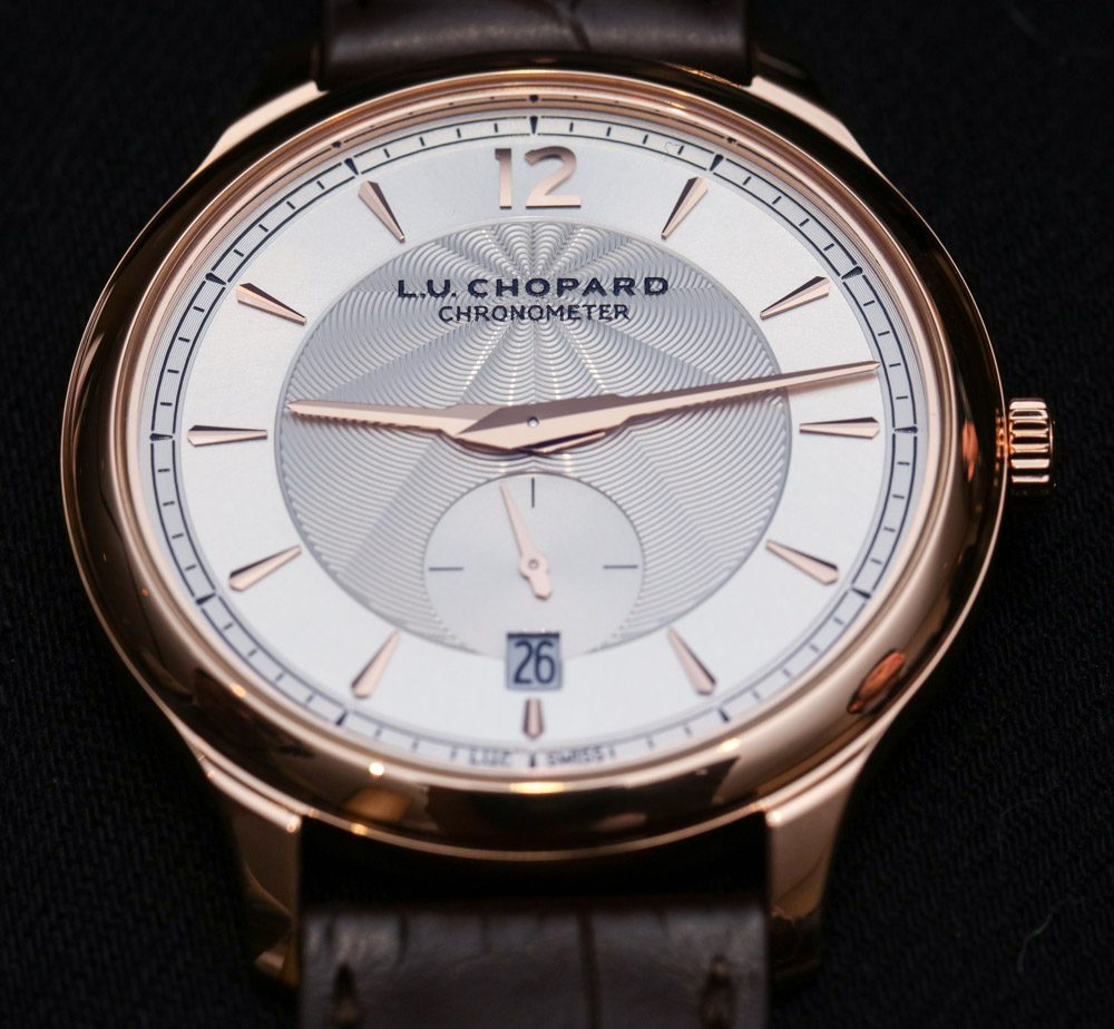 Chopard L.U.C XPS 1860 Watches