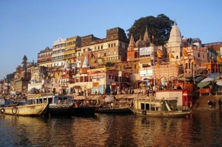 Ancient city of Varanasi