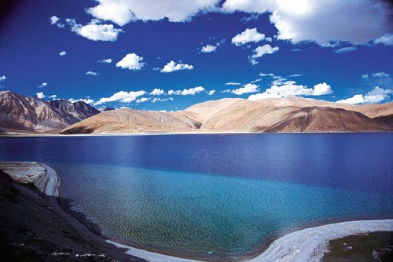 Lake in Ladakh