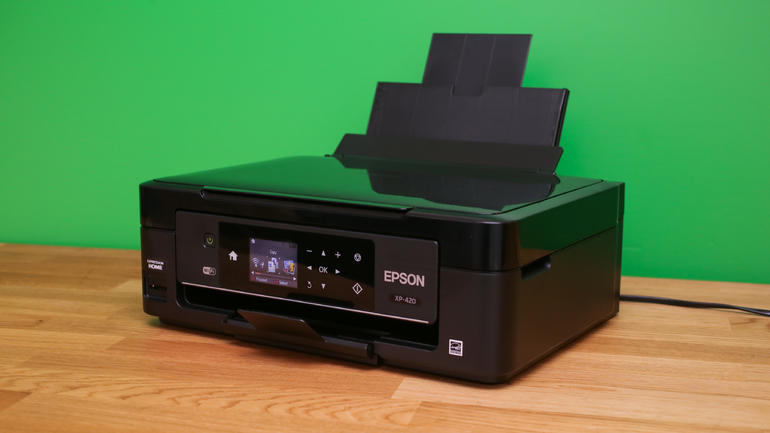 Epson Expression Home XP-420 Review