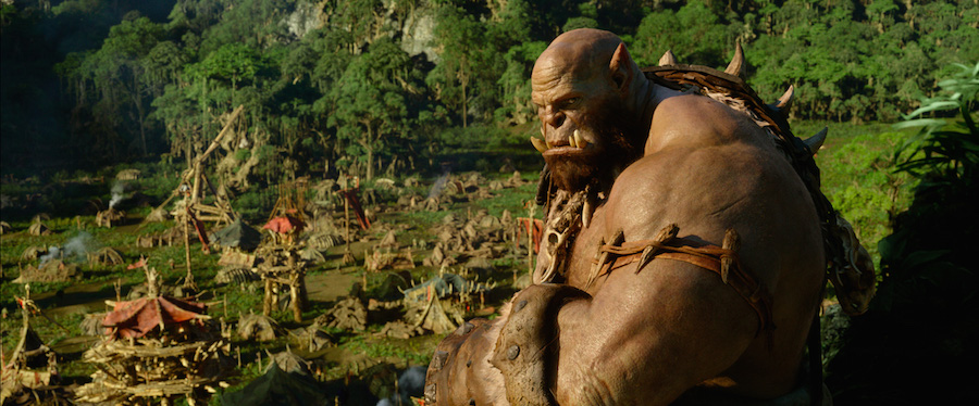 Movie Warcraft 2016