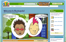 Website Review: Bookopolis -  Great Way For Kids To Explore Books