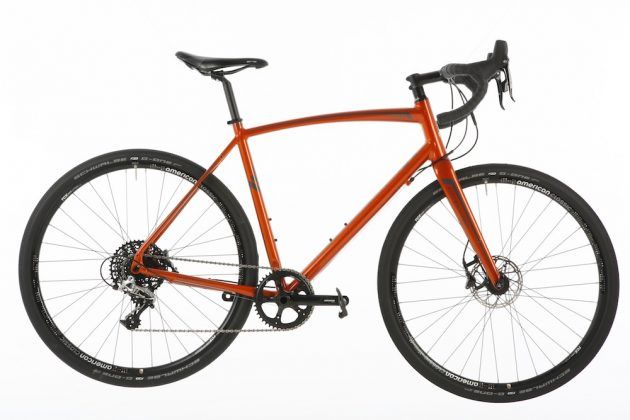 Raleigh Mustang Comp Review